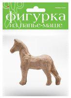 """Заготовка из папье-маше """"Лошадь"""" (37х125х110 мм)"""