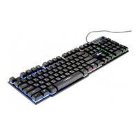 Клавиатура Ritmix RKB-200 BL