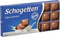 "Шоколад молочный ""Schogetten"" (100 г)"