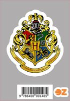 "Глянцевая наклейка ""Гарри Поттер. Герб"" (арт. 146)"
