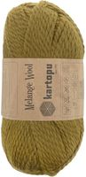 "Пряжа ""KARTOPU. Melange Wool №K4001"" (100 г; 170 м; горчица)"