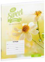 """Тетрадь в линейку """"Sweet Flower"""" (18 листов; в ассортименте)"""