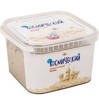 """Пластичный песок """"Космический"""" (голубой; 3 кг)"""