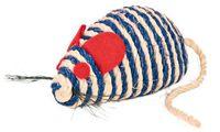 """Игрушка для кошек """"Мышка"""" с кошачьей мятой (10 см; арт. 4074)"""