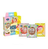 """Подарочный набор """"Superfood"""" (тканевая маска, 3 шт.)"""