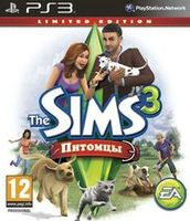 The Sims 3: Питомцы. Limited Edition (PS3)