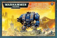 "Миниатюра ""Warhammer 40.000. Space Marine Venerable Dreadnought"" (48-32)"
