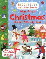 My First Christmas. Sticker Activity Book
