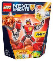 "LEGO Nexo Knights ""Боевые доспехи Мэйси"""
