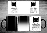 "Кружка-хамелеон ""Бэтмен"" (арт. 1)"