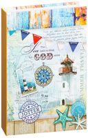 """Блокнот в клетку """"Summer Travel"""" (А5; в ассортименте; продается только в розничных магазинах OZ)"""