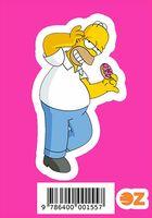 """Глянцевая наклейка """"Симпсоны. Гомер"""" (арт. 155)"""