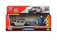"""Модель машины """"Hummer H1 Полиция"""""""