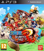 One Piece Unlimited World Red (PS3)