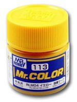 Краска Mr. Color (yellow, C113)