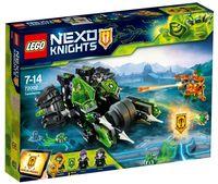 "LEGO Nexo Knights ""Боевая машина близнецов"""