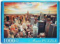 """Пазл """"Утро в Нью-Йорке"""" (1000 элементов)"""