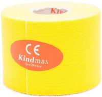 """Кинезио тейп """"K50"""" (жёлтый)"""