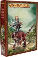 "Набор миниатюр ""Warhammer FB. Finecast: Lizardmen Carnosaur/Troglodon"" (88-10)"