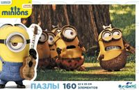 "Пазл ""Миньоны"" (160 элементов; арт. 01691)"