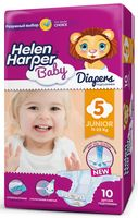 "Подгузники ""Helen Harper Baby Junior"" (11-25 кг, 10 шт.)"