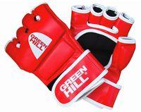 Перчатки для ММА MMR-0027 (XL; красные)
