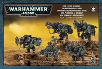 "Набор миниатюр ""Warhammer 40.000. Ork Lootas And Burnas"" (50-22)"