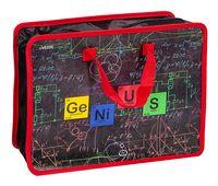 """Папка-портфель """"Genius"""" (335х260 мм)"""