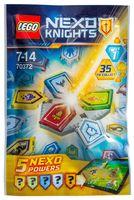 """LEGO Nexo Knights """"Комбо NEXO Силы-1 полугодие"""""""