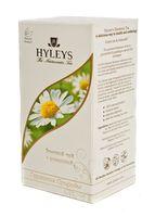 """Чай зеленый """"Hyleys. Гармония природы"""" (25 пакетиков; с ромашкой)"""