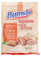 """Подушечки """"Витьба"""" (130 г; какао с молоком)"""
