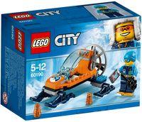 "LEGO City ""Аэросани"""