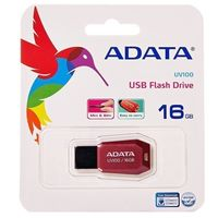 USB Flash Drive 16Gb A-Data UV100 (Red)