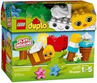 """LEGO Duplo """"Времена года"""""""