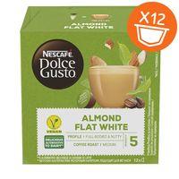 """Кофе капсульный """"Nescafe. Dolce Gusto. Almond Flat White"""" (12 шт.)"""