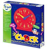 """Развивающая игрушка """"Большие часы"""""""
