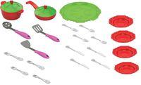"""Набор детской посуды """"Волшебная хозяюшка. Кухонный сервиз"""" (арт. 616H)"""