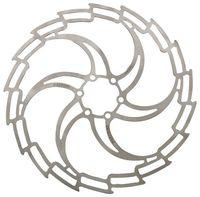"""Тормозной диск велосипедный """"DB-05D"""" (180 мм; белый)"""