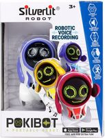 """Робот """"Pokibot"""" (фиолетовый; со световыми и звуковыми эффектами)"""