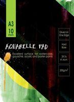 Альбом для акварели (А3; 10 листов)
