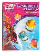 """Набор для лепки """"Winx. Волшебные кольца"""" (арт. SD0124)"""