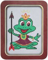 """Вышивка крестом """"Царевна-лягушка"""""""