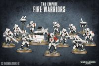 Warhammer 40.000. Tau Empire. Fire Warriors (56-06)