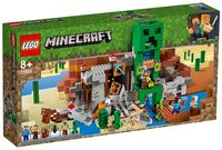 "LEGO Minecraft ""Шахта Крипера"""