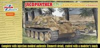 "САУ ""Jagdpanther Ausf.G1 Early Production w/Zimmerit"" (масштаб: 1/35)"