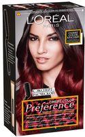 """Краска для волос """"Preference Color Ombres"""" (тон: 6.66, красный)"""