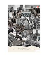 """Ежедневник датированный """"Офисный стиль. Городские архивы"""" (А5; 176 листов)"""