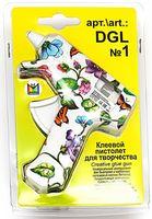 Клеевой пистолет для творчества (арт. DGL 01)