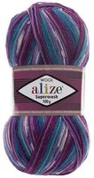 ALIZE. Superwash 100 №4412 (100 г; 420 м)