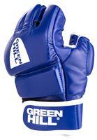 Перчатки для ММА MMR-0027 (XL; синие)